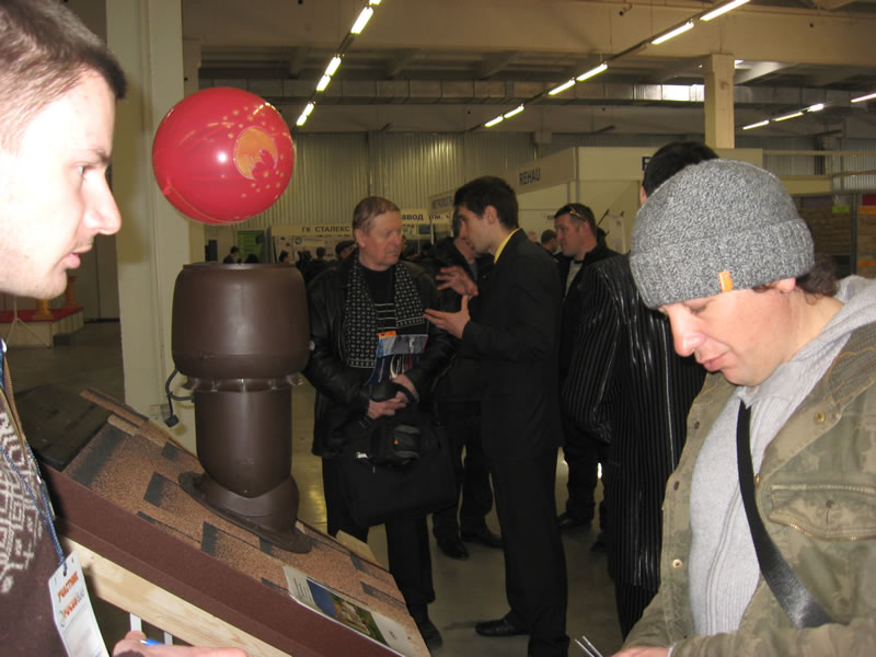 "Выставка ""Фасад"" в Днепропетровске!"