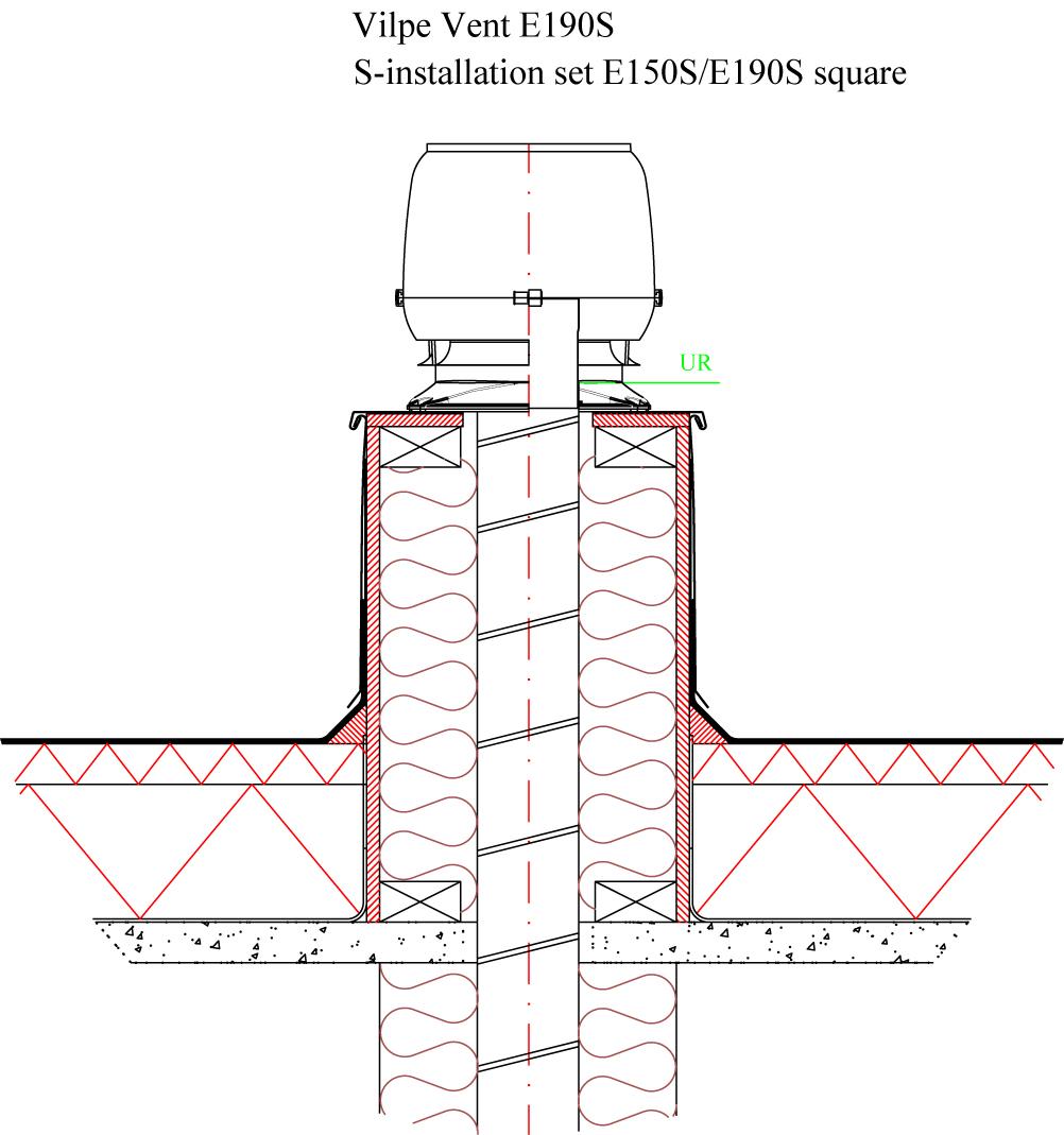 E150 S вентилятор.Проектировщикам
